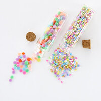 Spellbinders - Sweet Street Collection - Embellishments - Sweet Sprinkles