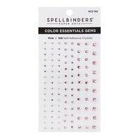 Spellbinders - Color Essentials Gems - Pink