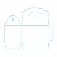 Spellbinders - Celebrations Collection - Steel Rule Dies - Party Box