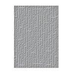 Spellbinders - Embossing Folders - Maze