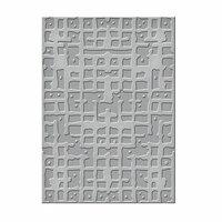 Spellbinders - Embossing Folders - Gridiron
