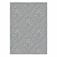 Spellbinders - Donna Salazar Collection - Embossing Folders - Medallion