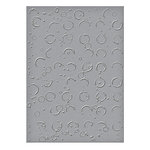 Spellbinders - Donna Salazar Collection - Embossing Folders - Splattered Circles