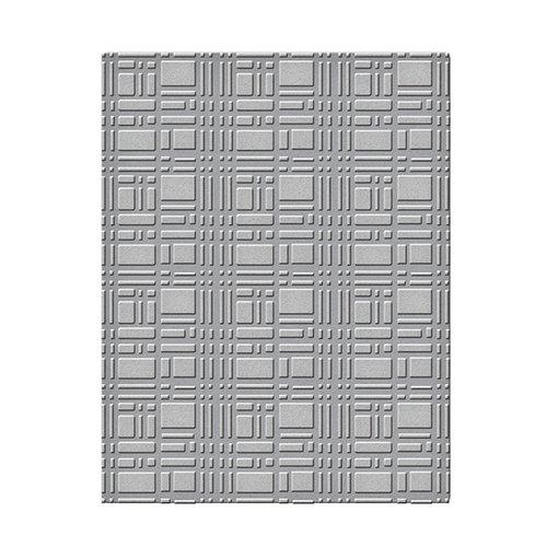 Spellbinders - Embossing Folders - Grid
