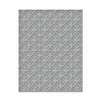 Spellbinders - Embossing Folders - Circles and Diamonds