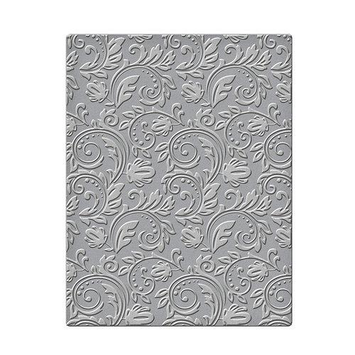 Spellbinders - Embossing Folders - Floral