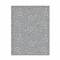 Spellbinders - Embossing Folders - Flowers and Leaves