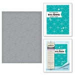 Spellbinders - Quilt It - Embossing Folders - Wedding Ring Stitch