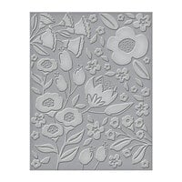 Spellbinders - Simply Perfect Collection - Embossing Folders - Simply Perfect Florets