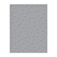 Spellbinders - Celestial Zodiacs Collection - Embossing Folders - Stargazer