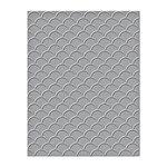 Spellbinders - Embossing Folders - Scallops