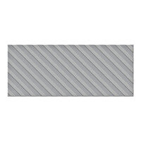 Spellbinders - Embossing Folder - Slimline - Diagonal Stripes