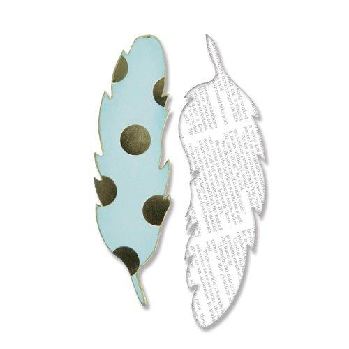 Spellbinders - Steel Rule Dies - Birds of a Feather