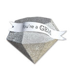 Spellbinders - Steel Rule Dies - You're A Gem