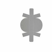 Spellbinders - Steel Rule Dies - Oval-achiever