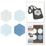 Spellbinders - Steel Rule Dies - 2 Inch Hexagons
