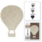 Spellbinders - Steel Rule Dies - Hot Air Balloon