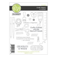 Fun Stampers Journey - Clear Photopolymer Stamps - Craft Happy