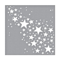 Spellbinders - Celestial Zodiacs Collection - Stencils - Star Bright
