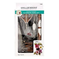 Spellbinders - Susan's Spring Flora Collection - Susan's Garden Ultimate Tool Kit