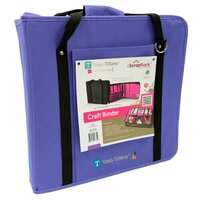 Totally Tiffany - Craft Binder - Purple