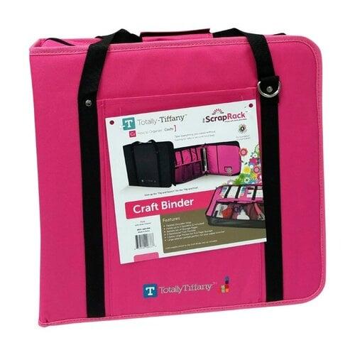 Totally Tiffany - Craft Binder - Pink