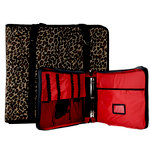 Totally Tiffany - Create and Carry Craft Binder - Leopard Print