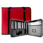 ScrapRack - TravelPack Storage Tote - Red