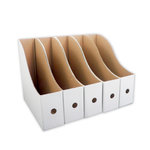 ScrapRack - Paper Storage Boxes - 5 Pack