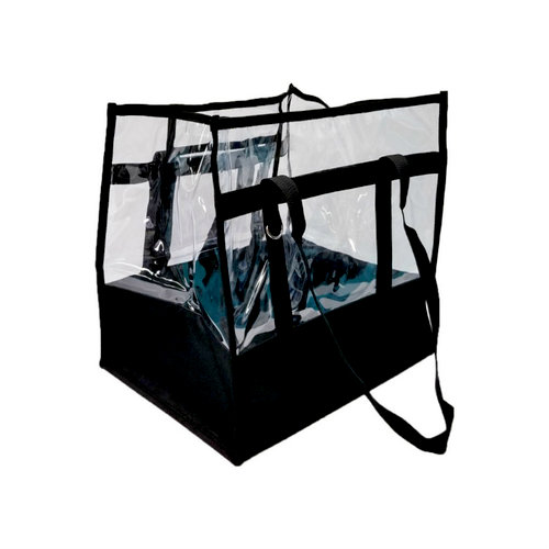 Totally Tiffany - Tote Bag with Black Bottom - Lois 2