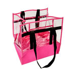 Totally Tiffany - Tote Bag with Pink Bottom - Lois 2