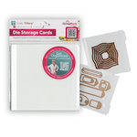 Totally Tiffany - Multicraft Storage System - 6 x 6 Sticky Die Storage Cards - 4 Pack