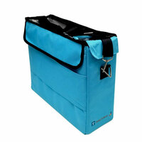 Totally Tiffany - Ultimate Storage Tote Bag - Laura 2 -Turquoise