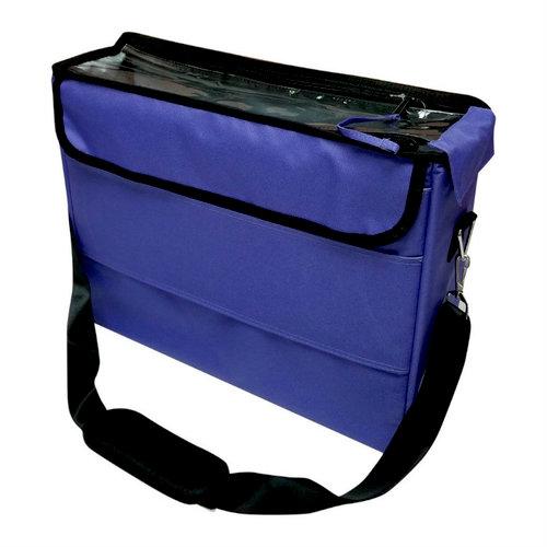 Totally Tiffany - Ultimate Storage Tote Bag - Laura 2 - Purple