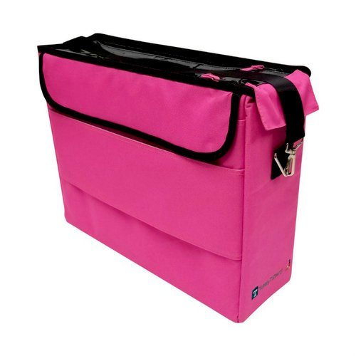 Totally Tiffany - Ultimate Storage Tote Bag - Laura 2 - Pink