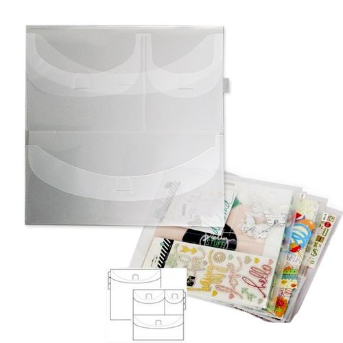 Totally Tiffany - Multicraft Storage System - Collection Keeper - 3 Pack
