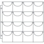 Totally Tiffany - Multicraft Storage System - Sweet Sixteen Basic Storage Pages - 10 Pack