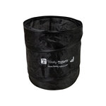 Totally Tiffany - Pop Up Trash Can - Black