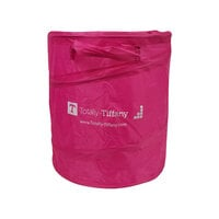 Totally Tiffany - Pop Up Trash Can - Pink