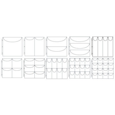 Totally Tiffany - Basic Storage - 20 Page Variety Pack