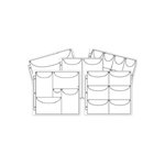 Totally Tiffany - Basic Storage - 55 Page Variety Pack