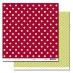 Scenic Route Paper - Garden Grove Collection - 12 x 12 Double Sided Paper - Hope Street, BRAND NEW