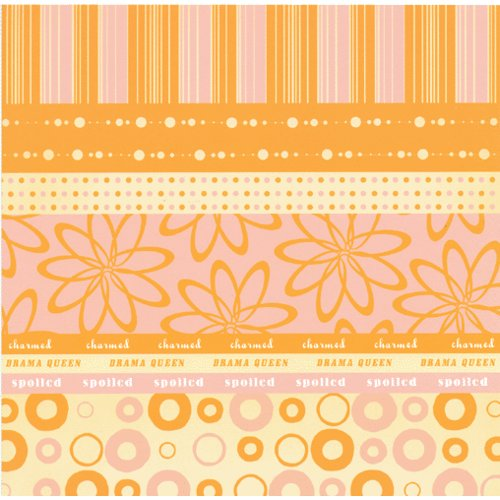Scenic Route Paper - Designer Scrap Strips - Double Sided Cardstock - Hampton 2, CLEARANCE