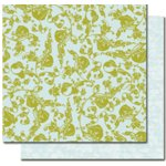 Scenic Route Paper - Rockland Collection - Christmas - 12x12 Doublesided Cardstock - Franklin Street, CLEARANCE