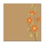 Scenic Route Paper - Ashville Collection - 12x12 Paper - Kraft Wild Flower