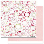Scenic Route Paper - Loveland Collection - Valentine's Day - 12x12 Double Sided Paper - Loveland Carina Drive