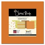 Scenic Route Paper - Bazzill Cardstock Collection Packs - Ashville