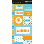 Scenic Route Paper - Chipboard - Metropolis - Sunshine, CLEARANCE