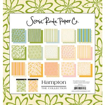Scenic Route Paper - Collection Packs - Hampton - The Collection, CLEARANCE