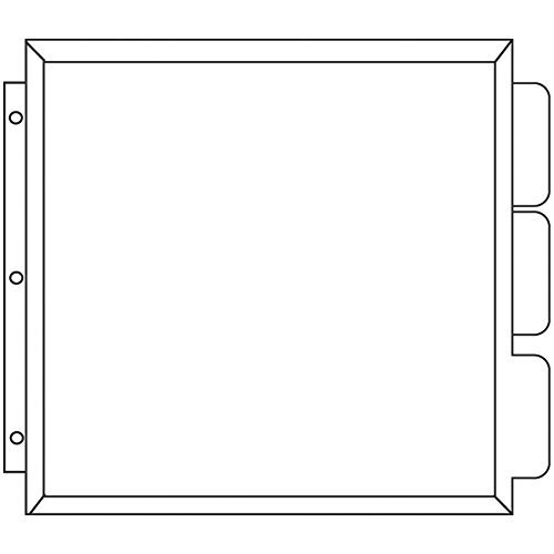 Totally Tiffany - Multicraft Storage System - Klearly Krafty Stamp Storage Trays - 3 Pack